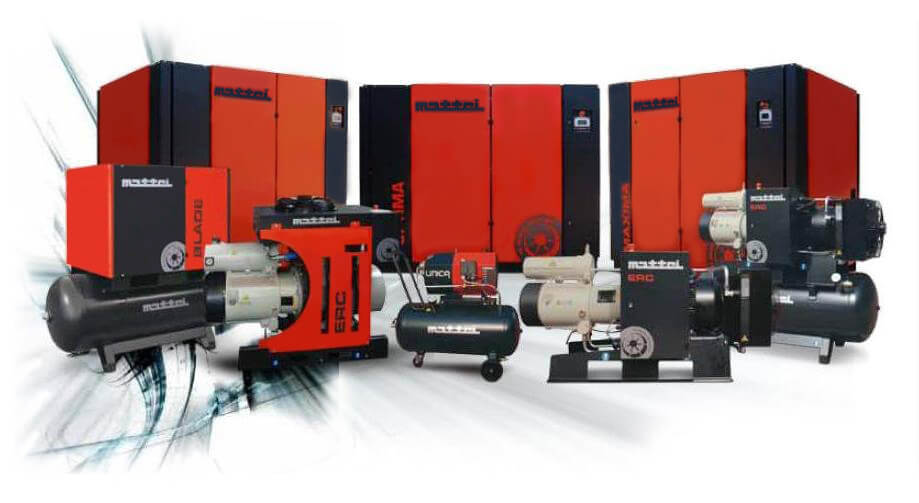 Mattei Air Compressors